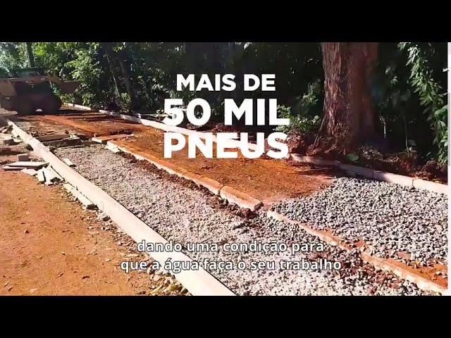 Pista emborrachada do Parque do Ingá: saúde x sustentabilidade