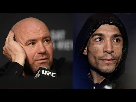 UFC может потерять 750 миллионов долларов, Жозе Альдо выбыл из боя, новый соперник Генри Сехудо