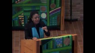 Melanie Harris - 2019 Mid-Winter Convocation
