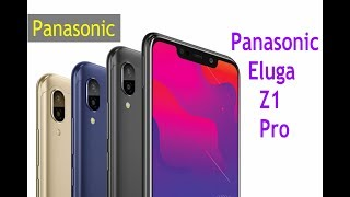 Panasonic Eluga Z1 Pro FIRST LOOK WITH FULL FEATURES