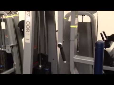 Precor Icarian Strength Circuit : Used Gym Equipment