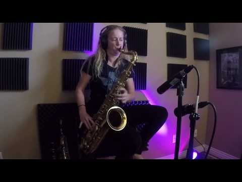 State Street - Jazz Saxophone Etude By Greg Fishman. Performed By Alisha Pattillo.