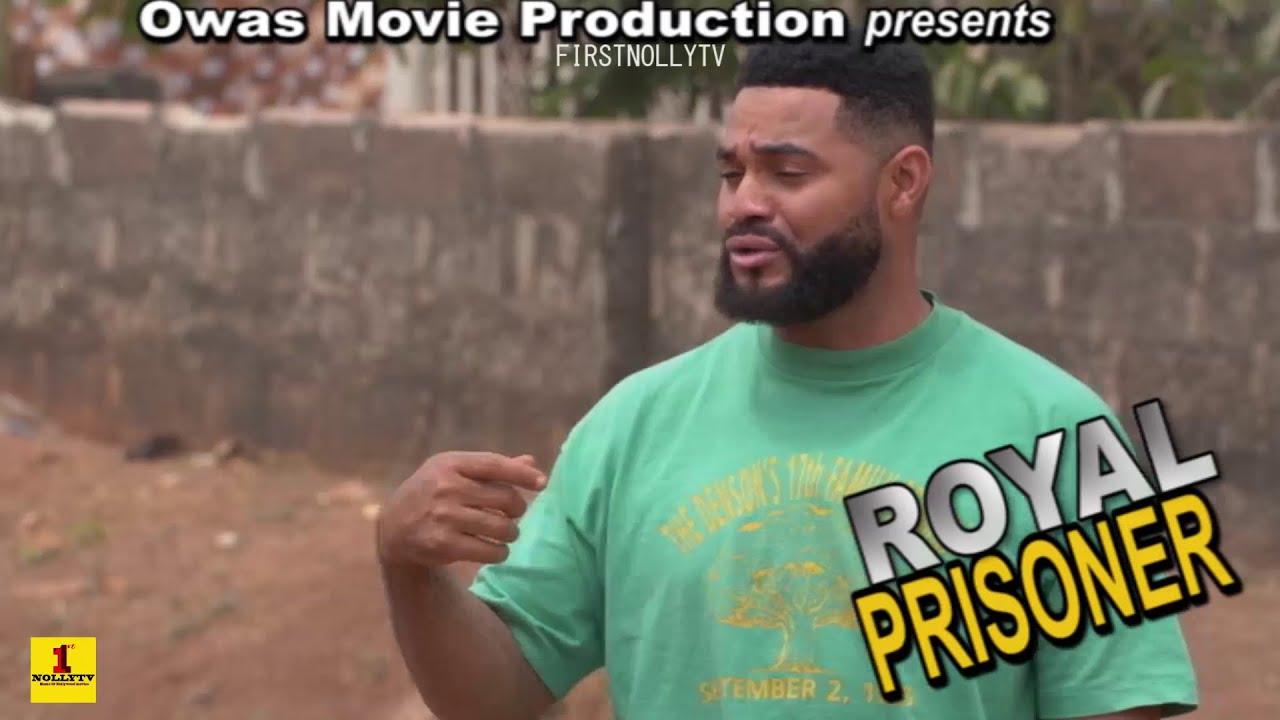 Download ROYAL PRISONER {NEW TRENDING MOVIE} - FLASH BOY|2021 LATEST NIGERIAN NOLLYWOOD MOVIE