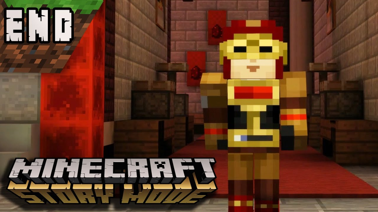 Let\'s Play ▻ Minecraft: Story Mode - Episode 1 - The Order of the ...