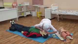 В Кольском медицинском колледже выбрали лучшую медсестру