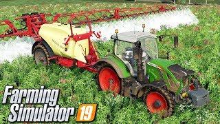 Nowy opryskiwacz- Farming Simulator 19 | #54