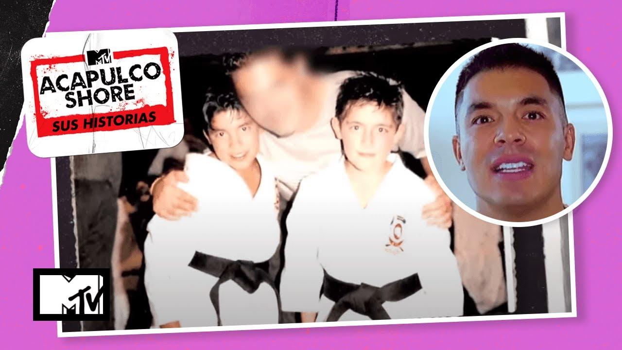 Jawy aprendió a PELEAR en Karate | MTV Acapulco Shore: Sus Historias T1