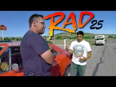 Eddie Fiola, Rad 25 And Percy Connolly Rad Movie And Dukes Of Hazzard