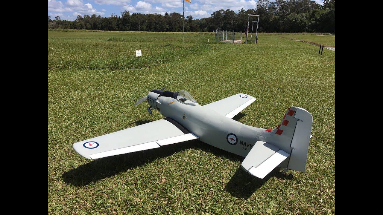 C A P Plan No 11 - Douglas Skyraider Ad-7  A-1h