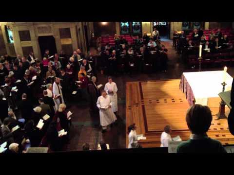The God of Abraham praise with Shema; St Bartholomews Church