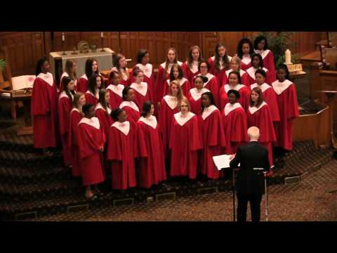Amani (A Song for Peace) - Shaker Heights High School A Cappella Treble Choir