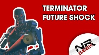 Terminator - Future Shock - To było grane #96 #retro #terminator #futureshock #fps