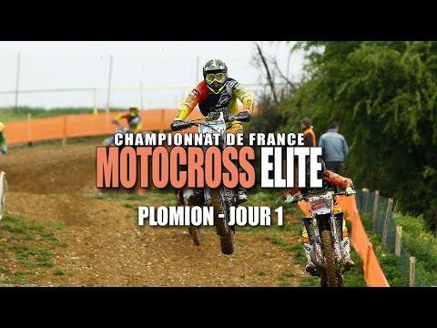 Elite Motocross - Plomion - Résumé Samedi