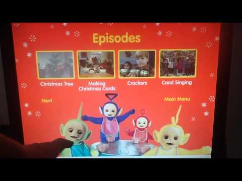 happy christmas from the teletubbies dvd meet