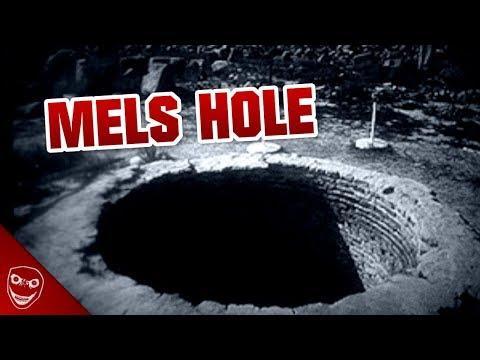 Das Mysterium vom Loch ohne Boden! Mel's Hole!