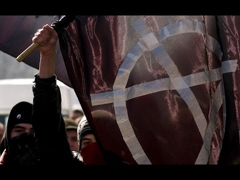 The Stream - Organising towards anarchy