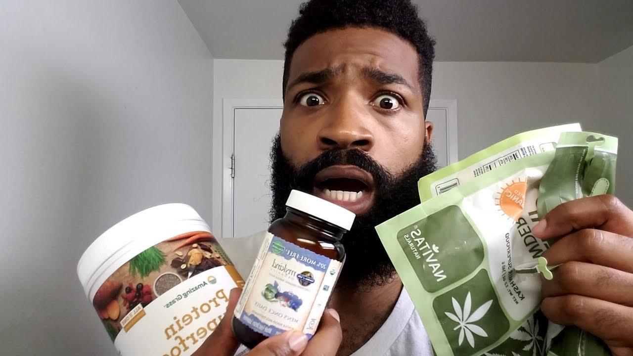 Best Supplement To Grow A Better Beard | 3 Reasons I Use Beard