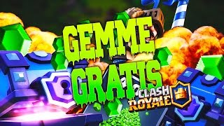 Gemme Infinite e Gratis su Clash Royale e Clash of Clans