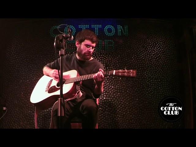 Juan Valls en directo en Cotton Club Bilbao