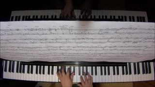 """世界一/A.B.C-Z(アルバム「Take a """"5"""" Train」より) ピアノ(ソロ)"""