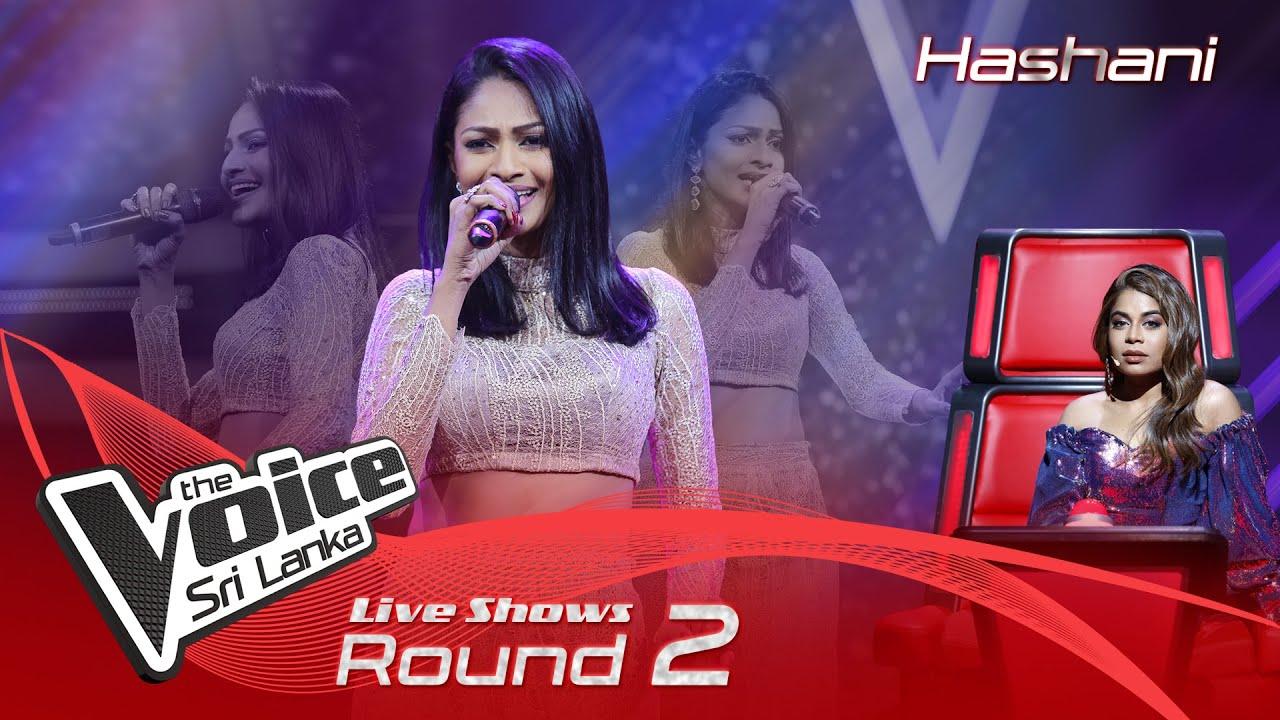 Download Hashani Wasana | Kuweni (කුවේණී) | Live Shows Rounds 02 | The Voice Sri Lanka