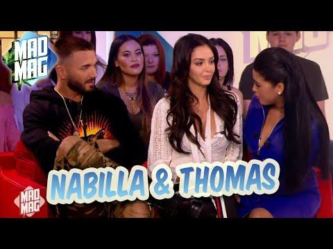 Nouveauté - Le Mad Mag du 20/09/2017 avec Nabilla & Thomas