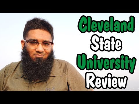 🏫Cleveland State University Worth It ? + Review!🎓