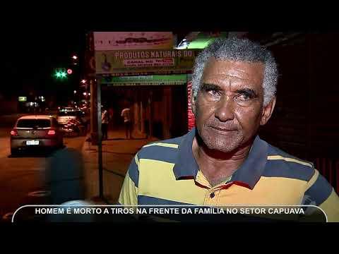 JMD (31/10/18) - Homem é morto no Setor Capuava