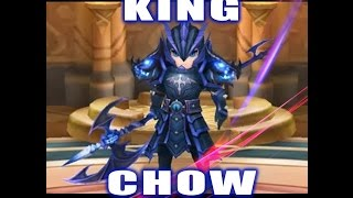 summoners war chow is a f king warlord