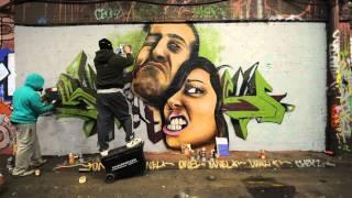 Shiz & Brisk Time-lapse 2