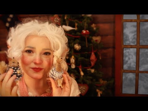 Yuletide Gift Shopping in Harbington (ASMR)