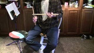 Buddy Rich Stick Trick - How To