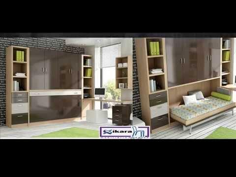 Catalogo de camas abatibles youtube for Catalogo de camas