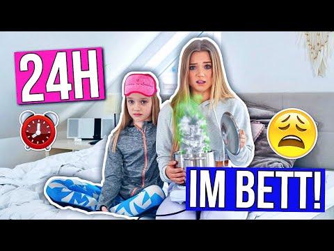 24 STUNDEN IM BETT mit Jana 😩 - Julia Beautx