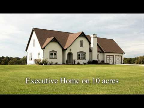 23014 Highway U, Princeton, Missouri - Executive home on 10 acres