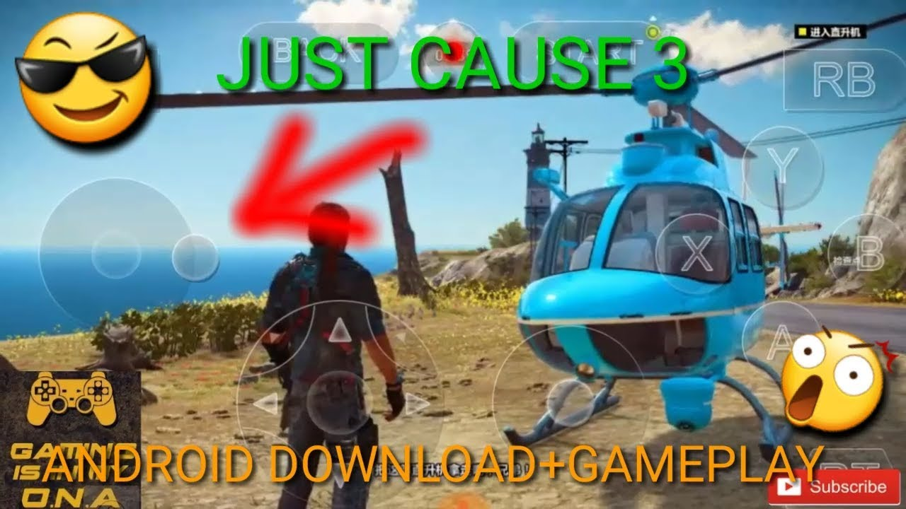just cause 3 apk data download
