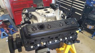 350 Chevy TBI 5.7 Engine Tear Down / Rebuild , Video #1