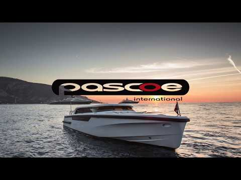Pascoe tenders at the Monaco Yacht Show 2017