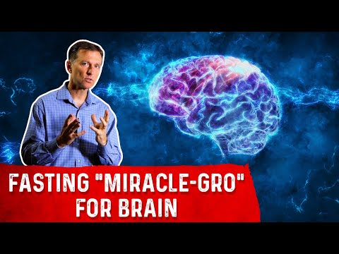Fasting: Miracle-Gro For Your Brain