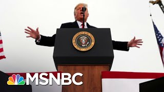 Trump Relies On Repeating Lies Until Supporters Believe Them | The 11th Hour | MSNBC