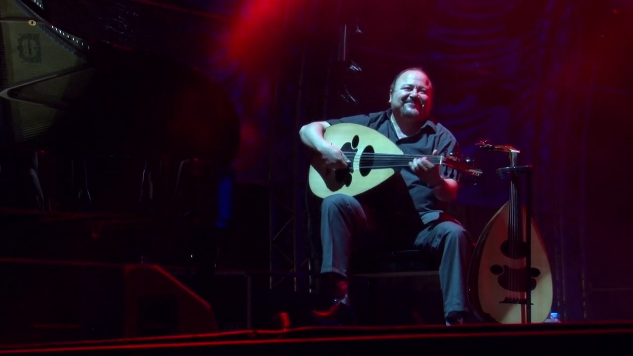 Hijaz - Evasion (live at Athens Jazz Festival)