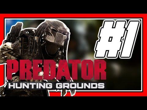 GET TO DA CHOPPA in PREDATOR HUNTING GROUNDS #1 |