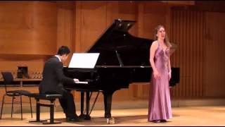 Susanna Proskura, Plum Pudding, Leonard Bernstein