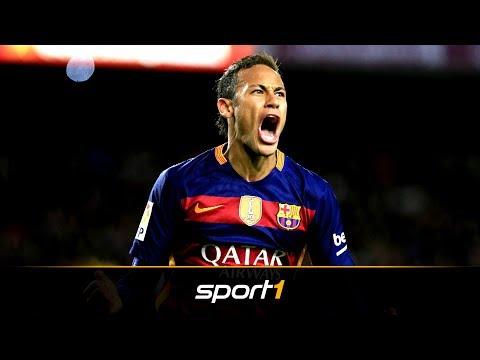 Neymar wieder zu Barca: 'Es gibt immer Gerüchte' | SPORT1 - TRANSFERMARKT