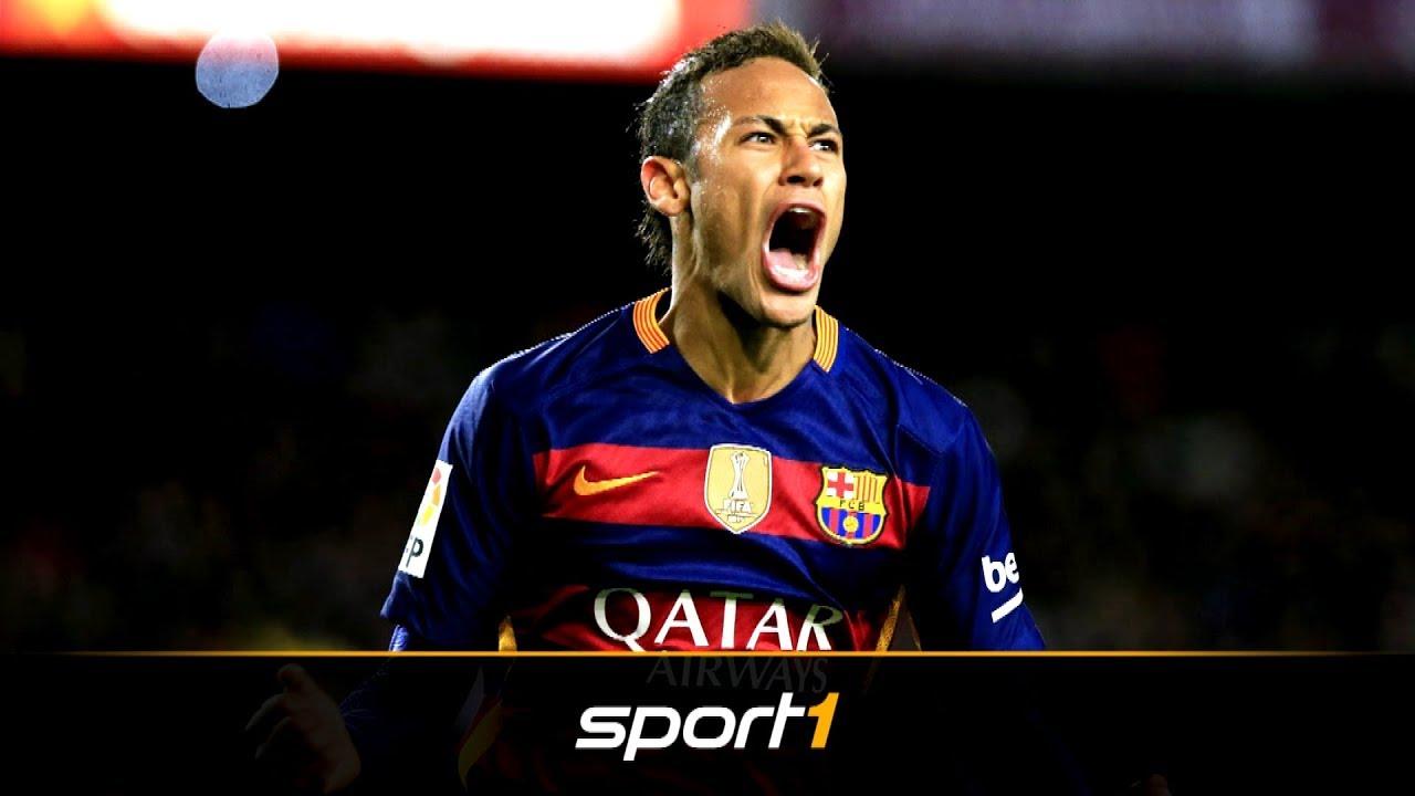 Neymar Zu Barca