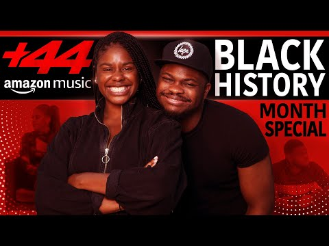 Zeze Millz and Sideman | +44 Black History Month Special | Amazon Music