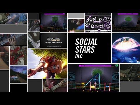 Social Stars Song Pack - Rocksmith 2014 Edition Remastered DLC