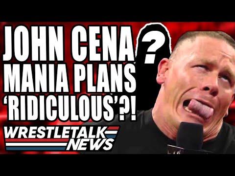 WWE Accused Of Contract Tampering! John Cena WrestleMania Plans 'Ridiculous'! | WrestleTalk News