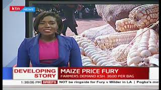 Maize price fury: Farmers cry new price is less than cost of production