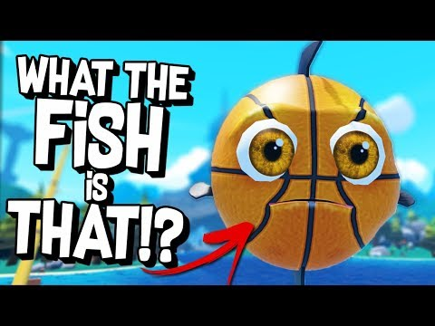 WHAT THE FISH IS THAT!? - Crazy Fishing (HTC Vive VR)
